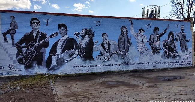 Rock And Roll Heaven (High Point, NC) | Strange Carolinas ...