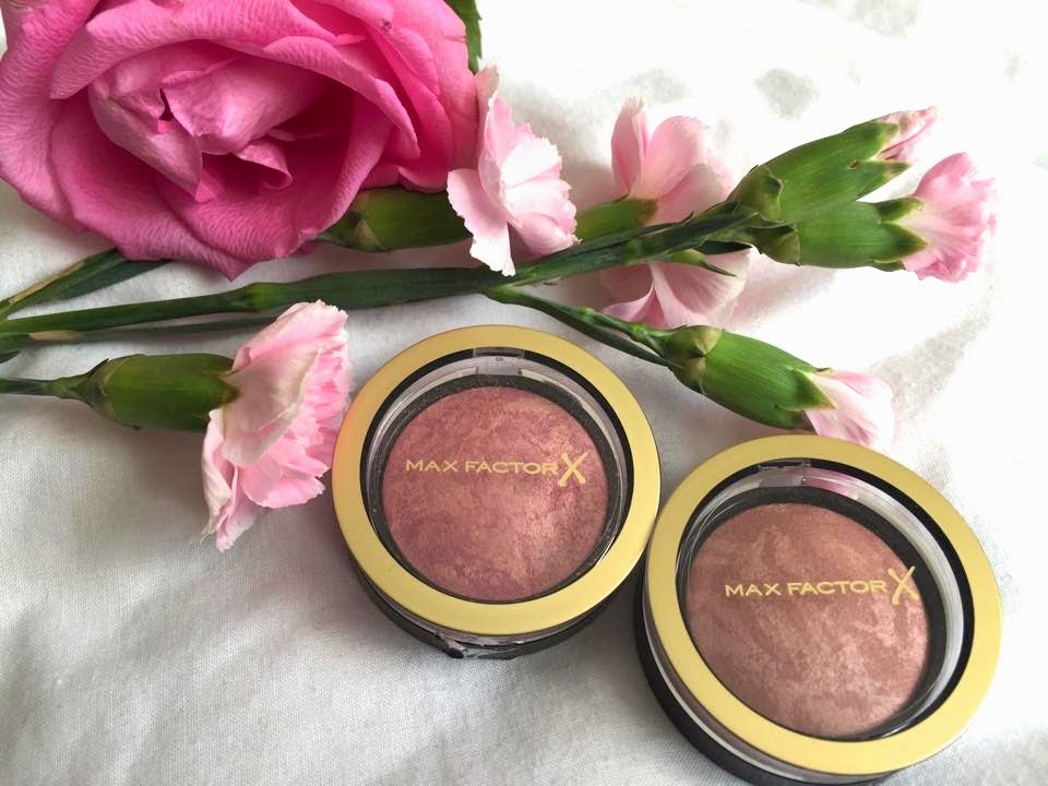 Max Factor Creme Puff Blush Review Simple Synth