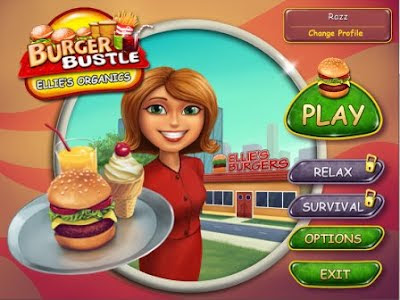 Burger Bustle 2: Ellie's Organics