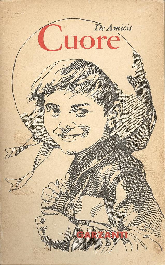 el libro corazon diario de un nino: