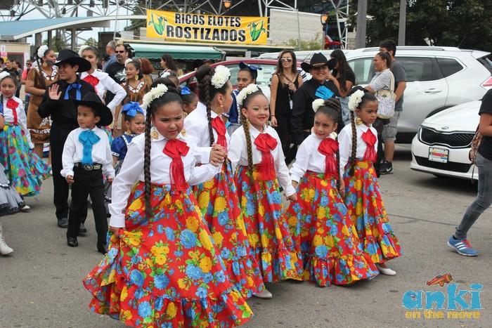anki on the move mexican fiesta 2015 america photos videos