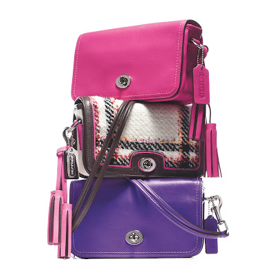 Coach Holiday 2012 Collection