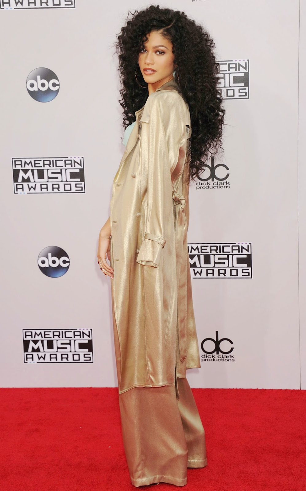 Zendaya Coleman - 2014 American Music Awards