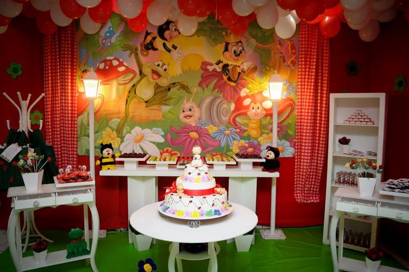 festa infantil tema o jardim : festa infantil tema o jardim:Rafaela Panisset : Festa Infantil – Tema Jardim Encantado!