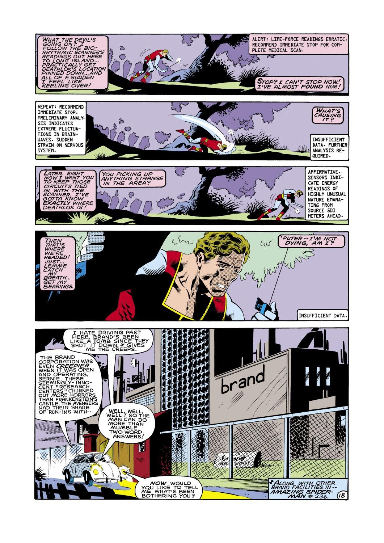 Captain America (1968) Issue #286 #202 - English 16