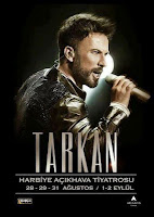 Tarkan Harbiye Open Air Concerts 2012