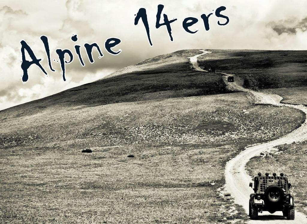 Alpine 14ers