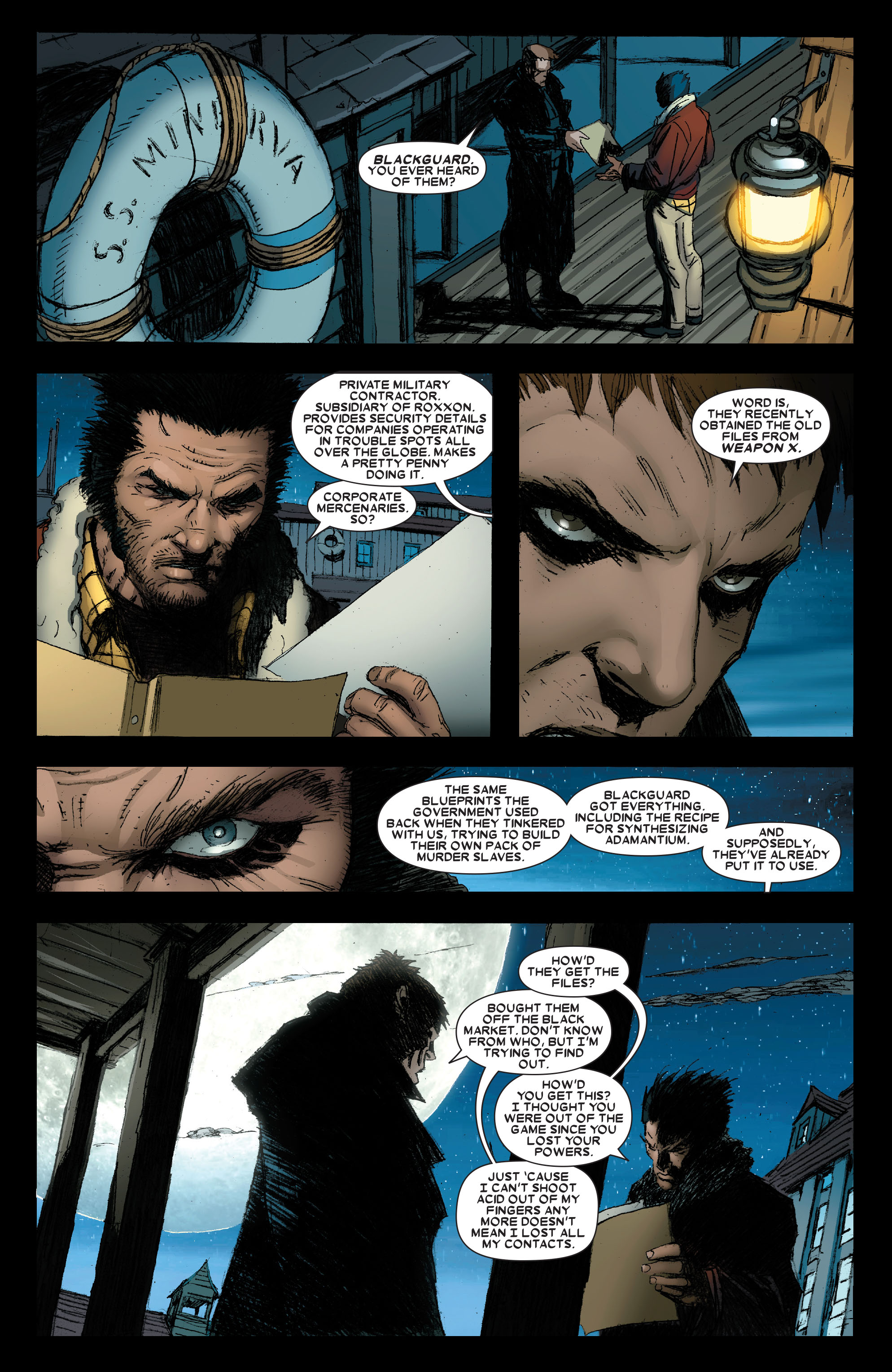 Wolverine: Weapon X #1 #16 - English 19