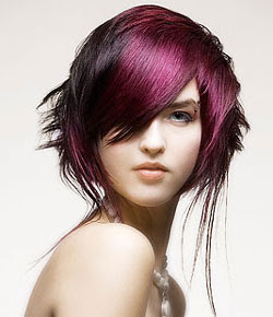 Hair Colour Styles