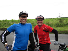 Amigos ciclistas