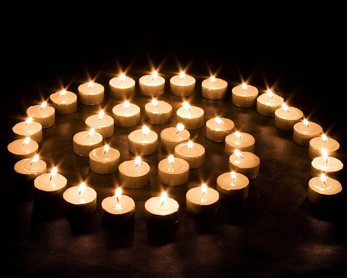 Making Unity Candle Lights