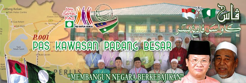 PAS Kawasan Padang Besar