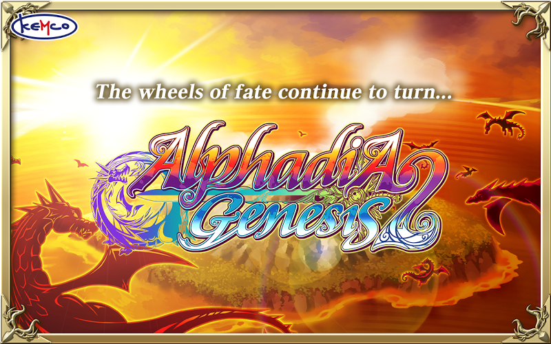 RPG Alphadia Genesis 2 Gameplay IOS / Android