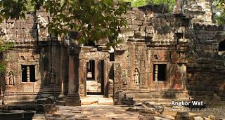 Angkor Wat In combodia