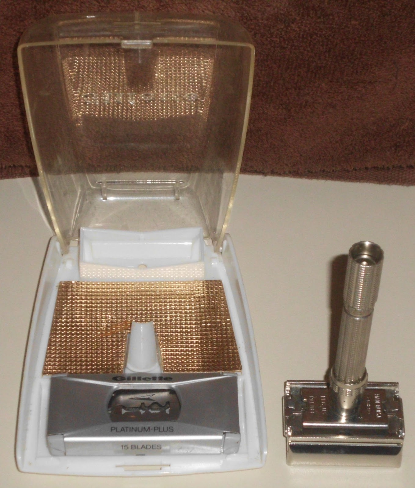 gillette case write up Experience an exceptional shave with gillette men's razors, engineered to give you a comfortably smooth shave every time shop shaving products & more.