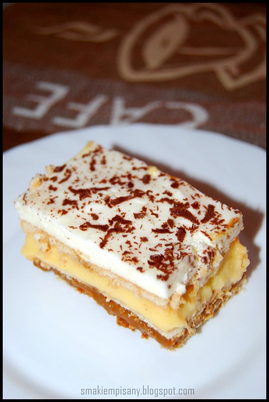 Smakiem Pisany Apetyczny Aromatyczny Kulinarny Blog Ciasto 3 Bit