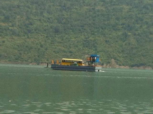 Barts Boat in Tehri Jheel