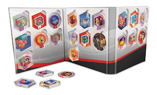 Disney Infinity Davy Archivador Power Discs Interior