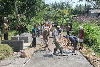 Karakteristik Masyarakat Desa