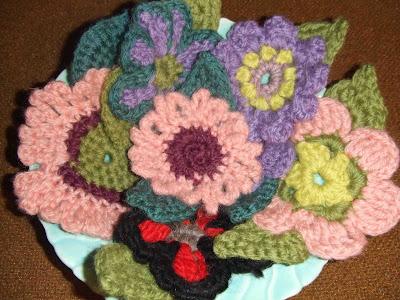 Flower Headband Crochet Pattern - Stitch Diva Studios