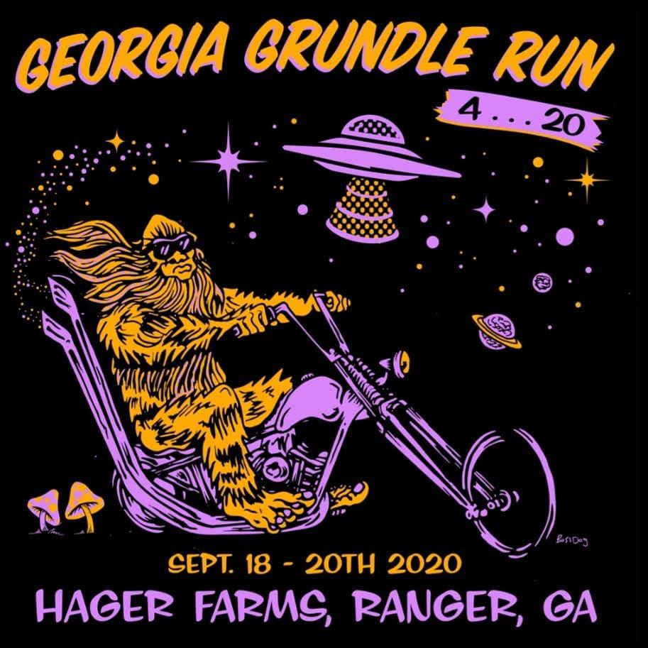 Georgia Grundle Run