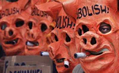 Abolish pork barrel sytem in the Philippines