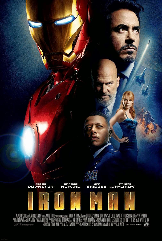 Iron Man - ไอรอนแมน มหาประลัยคนเกราะเหล็ก
