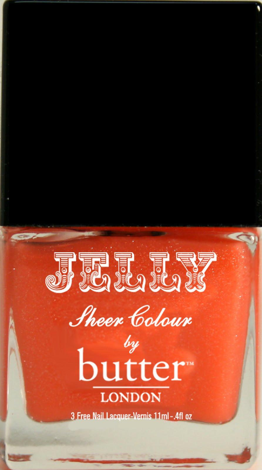 butter london Chuffed jelly Jonny Fox is gay,