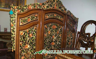 Furniture Semprot Melamine Kombinasi Warna