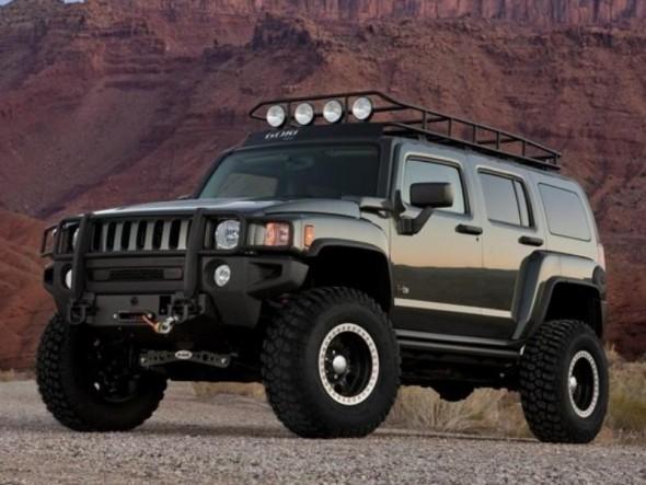 2011 Hummer H3