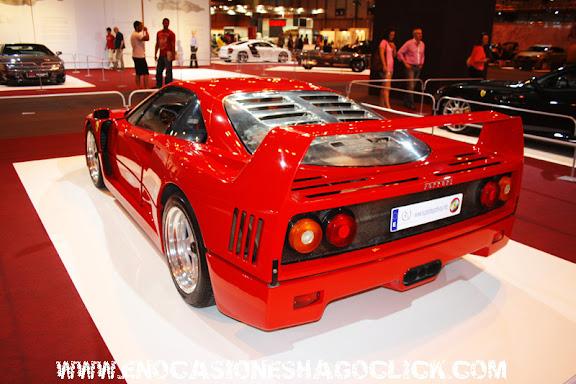 Salón del Automóvil de Madrid 2012, Los superdeportivos más espectaculares