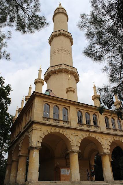 Minaret // a minaret