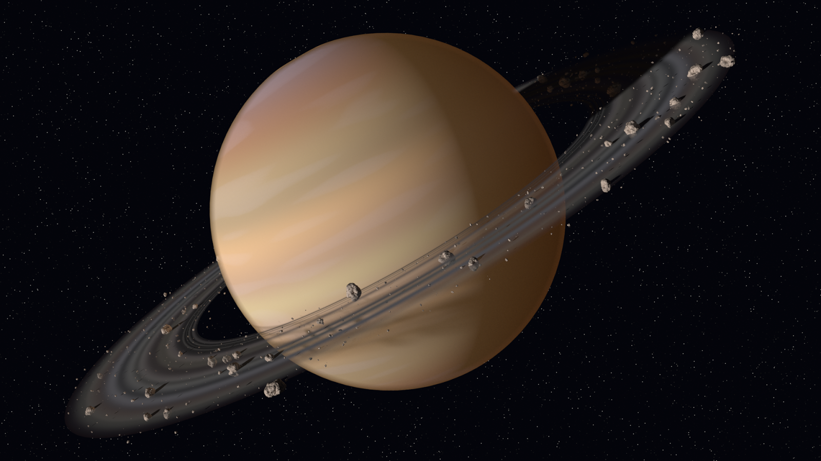 gallery of the planet saturn - photo #15