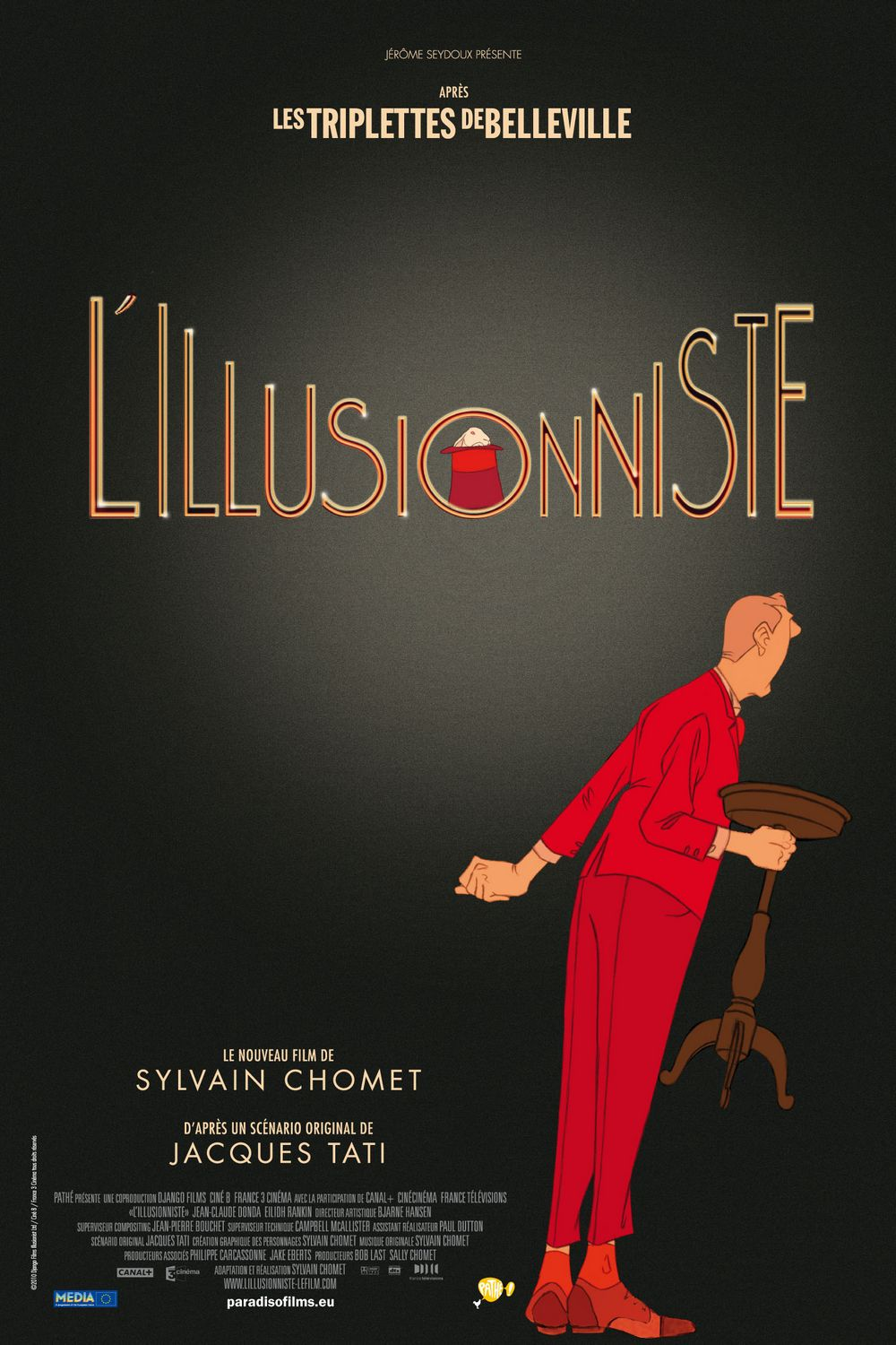 the illusionist Product description music from the film the illusionist features an original score by acclained modern minimalist composer philip glass glass renowned restrained, yet elegant style has captivated audiences around the world for years.