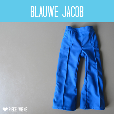 Blauwe Jacob
