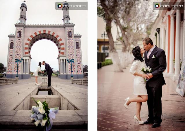 boda civil surco parque de la amistad