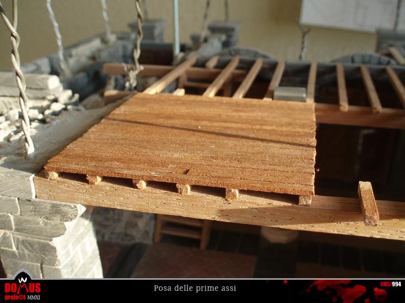 Domus Project Costruzione 105 Solaio Del Piano Ammezzato 2