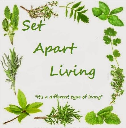 Set Apart Living