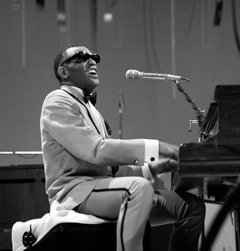 Ray Charles Robinson Children Ray charles robinson, (*23 de