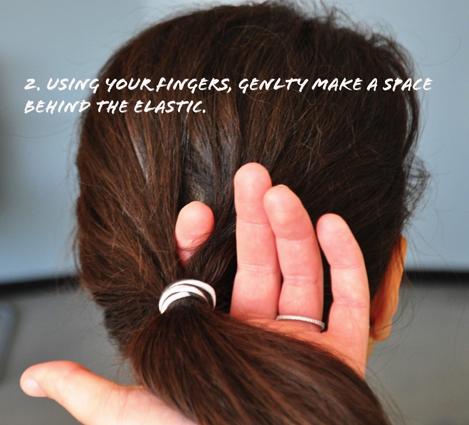 ducklings in a row hair diy tutorials shoulder length
