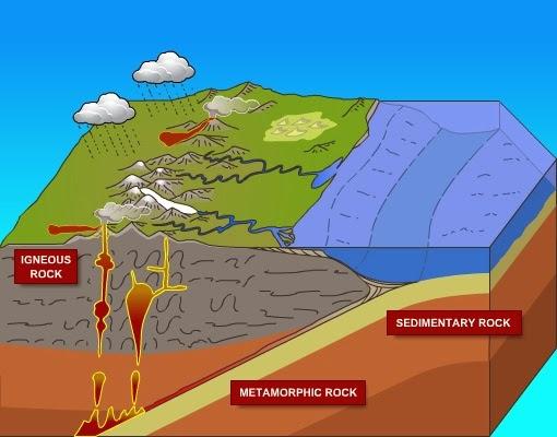 external dynamics of the earth sedimentary rocks javi ciencias rh javiciencias blogspot com sedimentary rock diagram drawing sedimentary rock classification diagram