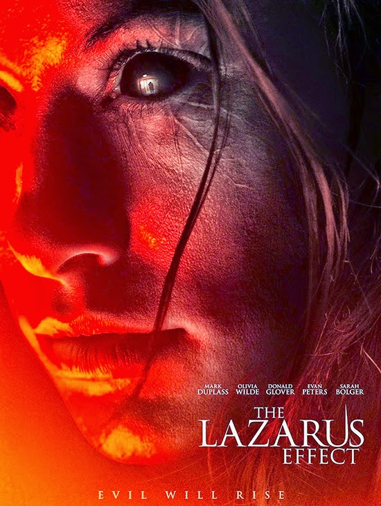 The Lazarus Effect (V.O.S) (2015)