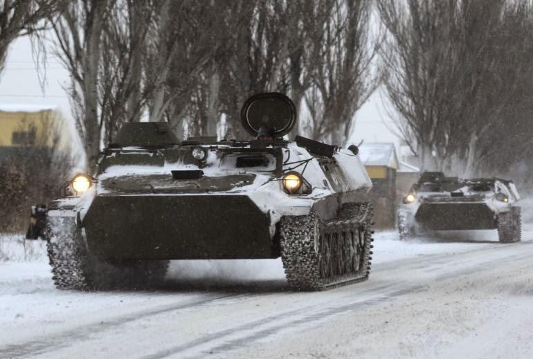 ОБСЕ констатирует прекращение перемирия в Донбассе