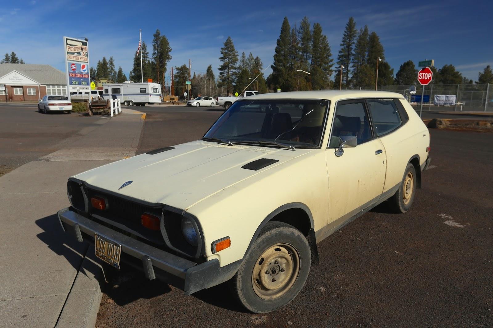 1978 Datsun F10