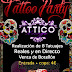 Tattoo Party en Attico Lobón
