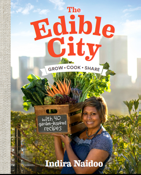 The Edible City book in stores now