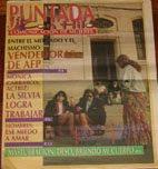 TODAS TRABAJAMOS, sección de los años 90