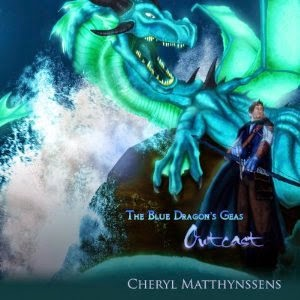 The Blue Dragon's Geas, Book 1: OUTCAST