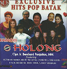 CD Musik Album Exclusive Hits pop Batak (Karaoke - Holong)