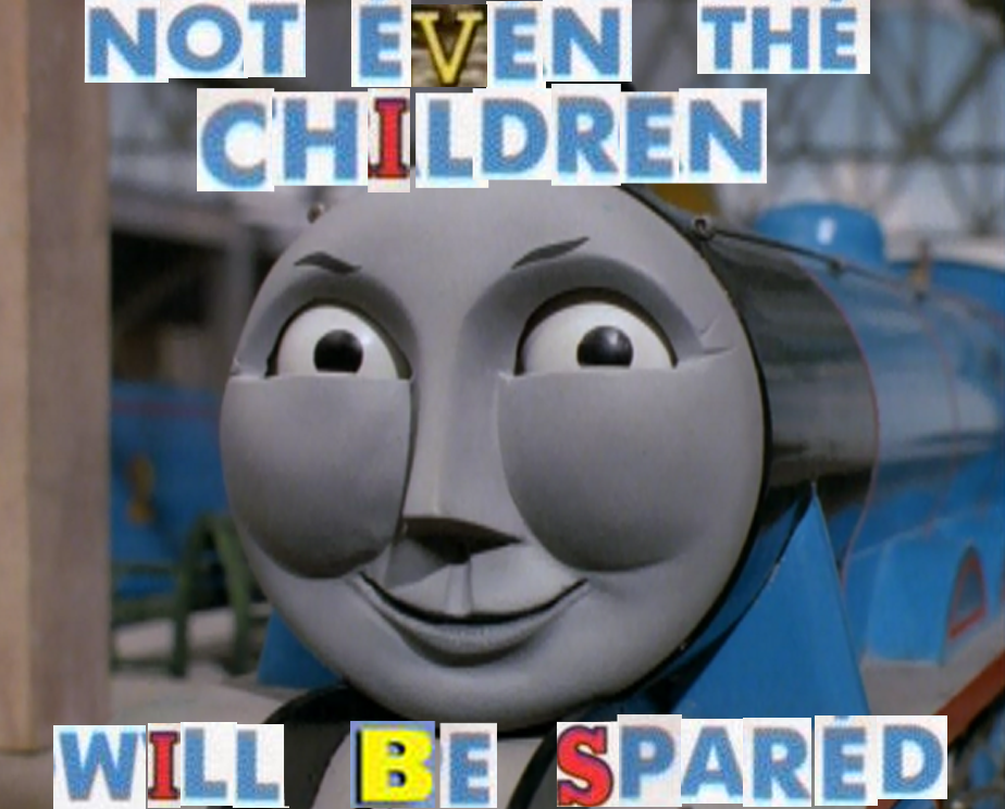 How sir topham hatt 39 s evil genius gave birth to lightning mcqueen i know how is babby formed